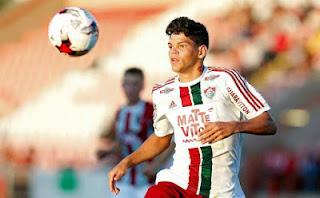 Jovem de Carnaúba dos Dantas é convocado para a Seleção Brasileira de Futebol Sub-20