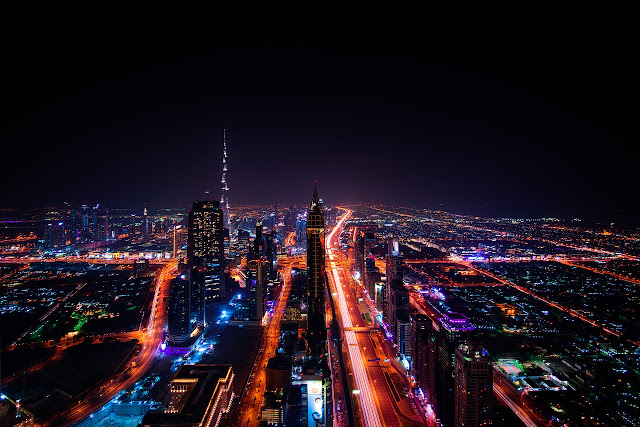 DUBAI TRAVEL GUIDE 2018