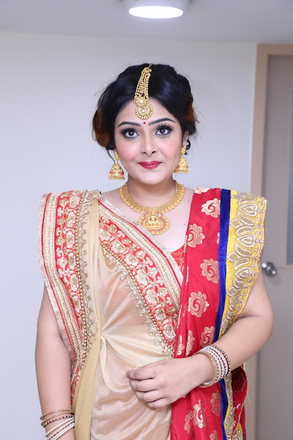 Sushma Khan gave Valuable tips at Lakme Bridal Illuminate Looks work shop @ Himayathnagar