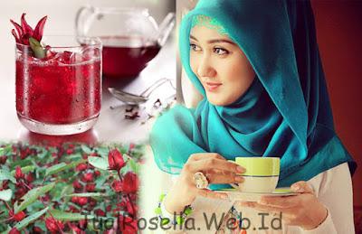Tips Sehat dengan Mengosumsi Rosella