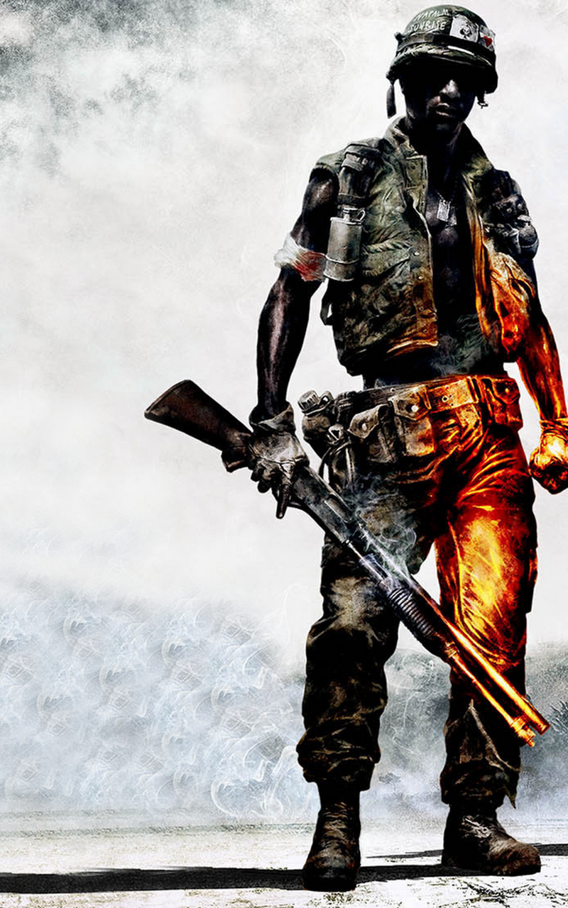 Android Best Wallpapers Battlefield Bad Company 2 Vietnam Android