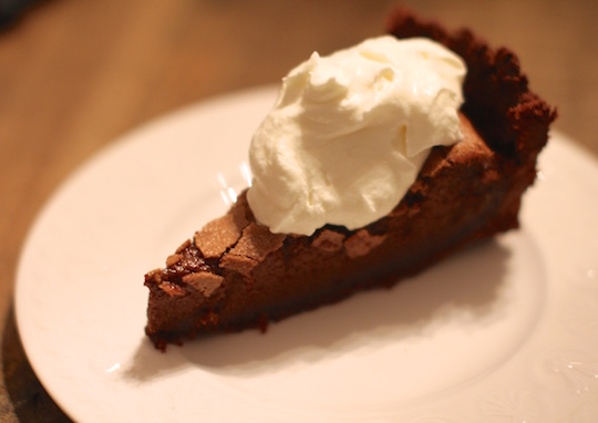 Gordon Ramsey's Mississippi Mud Pie Recipe