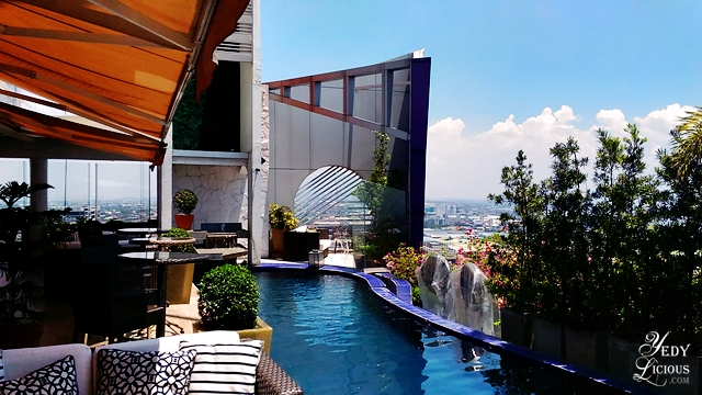 The Nest at Vivere Hotel Roof Deck