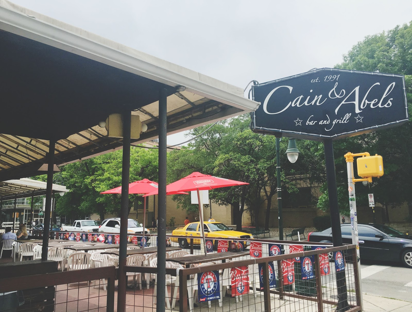 Cain & Abel's - a restaurant/bar in Austin, Texas
