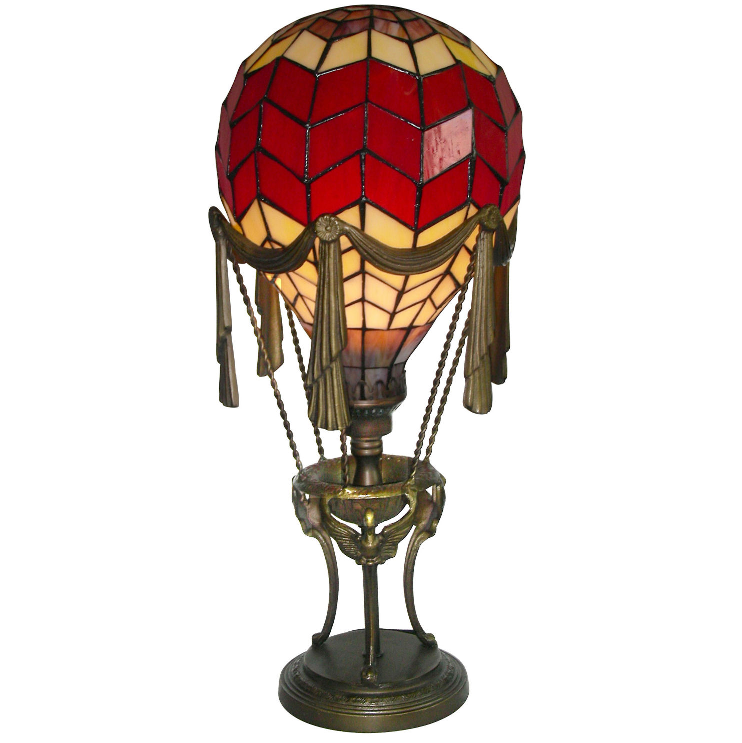 Balloon Zilla Pic Hot Air Balloon Lamp
