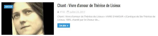 http://catechismekt42.blogspot.com/2017/07/chant-vivre-damour-de-therese-de-lisieux.html