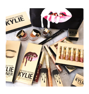 kylie cosmetics jenner new products reveal snapchat
