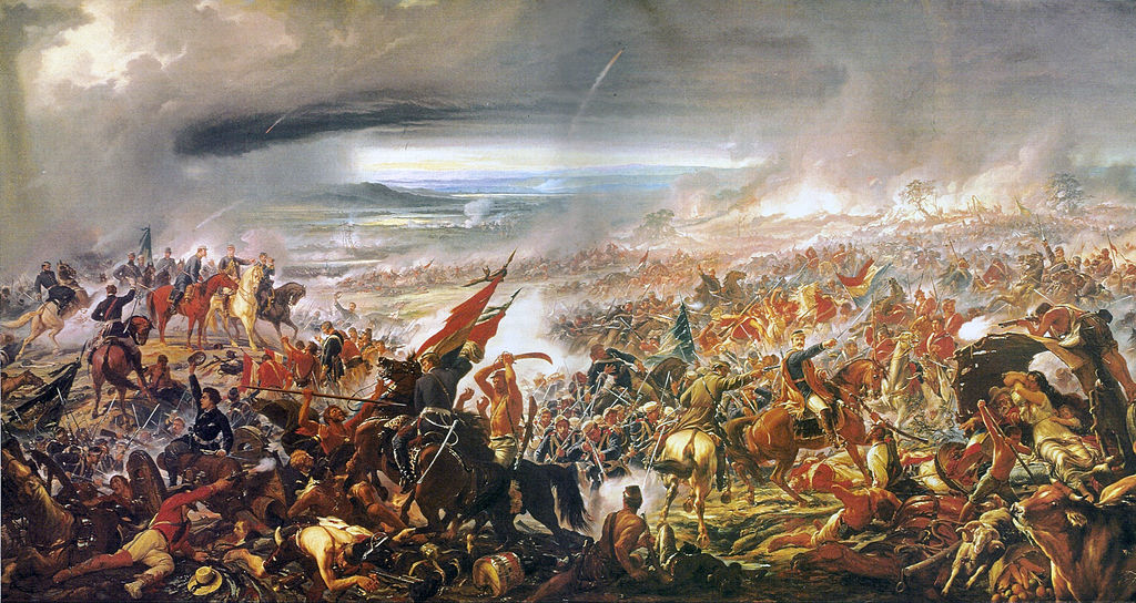 Paraguayan War (War of  the Triple Alliance)