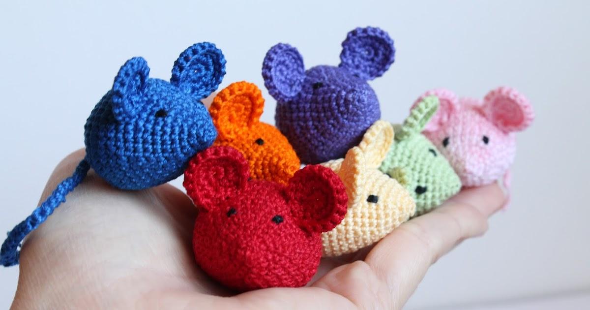 Pokemon Ball Crochet Pattern