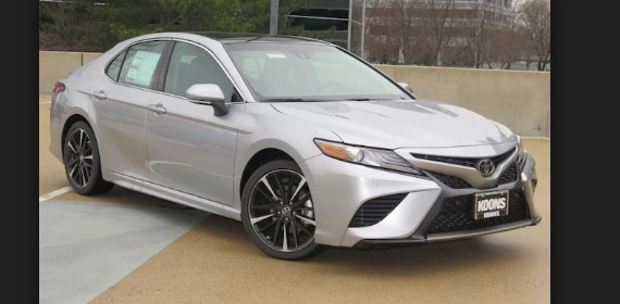 2018 toyota camry configurations comparison
