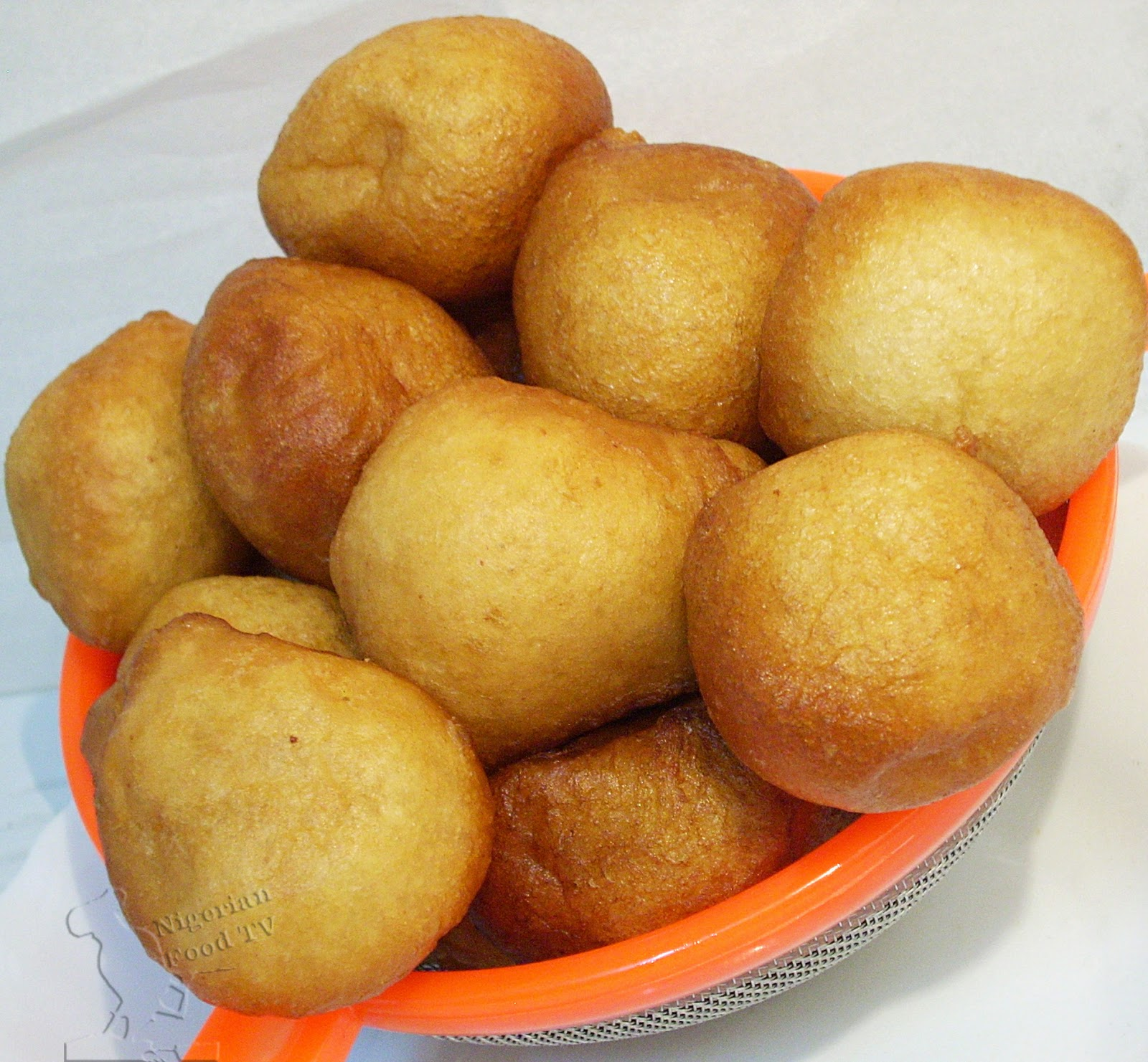 Nigerian Puff Puff, How to make Nigerian Puff puff