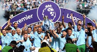 Manchester City Juara - Pimpin Klasemen Liga Inggris
