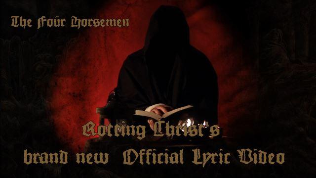 "ROTTING CHRIST: Δείτε ο νέο τους lyric video για το ""The Four Horsemen"""