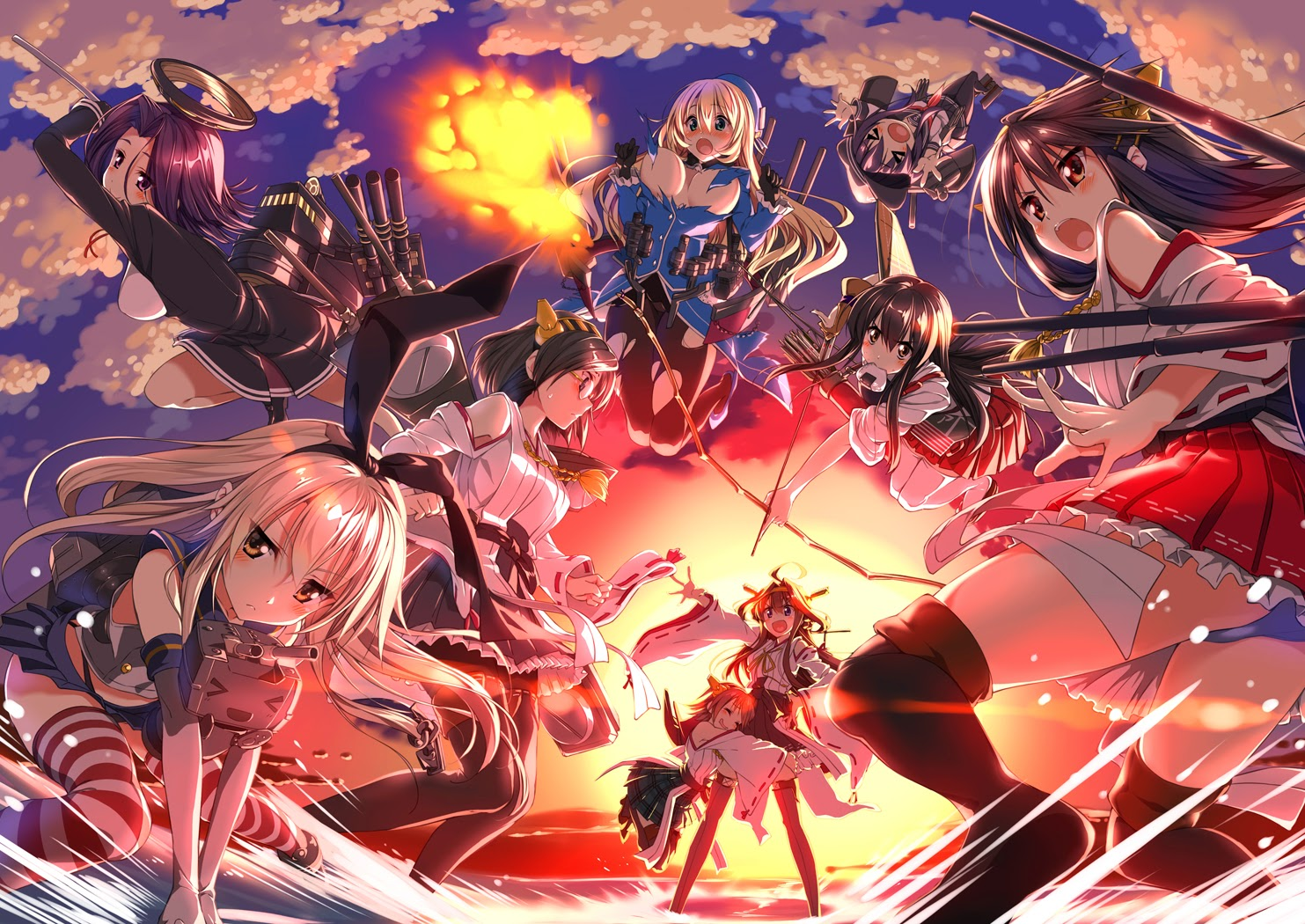 Kantai Collection KanColle