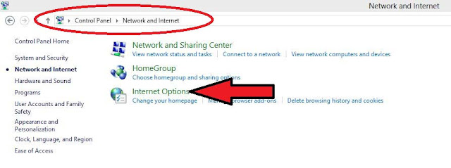 tidak bisa buka google di mozilla