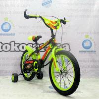 16 matrix boy bmx sepeda anak