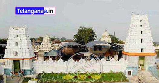 Dharmapuri Lakshmi Narasimha Swamy Temple in Telangana