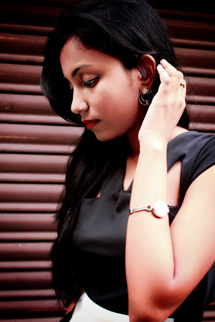 Kolkata fashion blogger