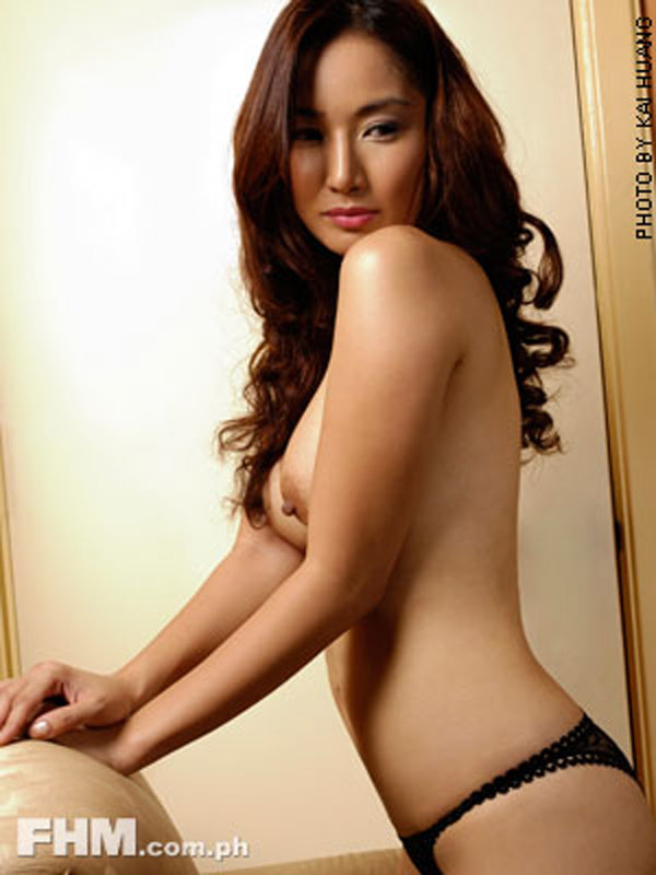 Picture naked of denise laurel question