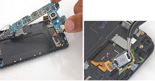 Cara Mengatasi Suara Speaker Samsung Galaxy S6 Pecah Dan Kecil