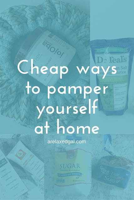 DIY Beauty: Cheap ways to pamper yourself at home | arelaxedgal.com