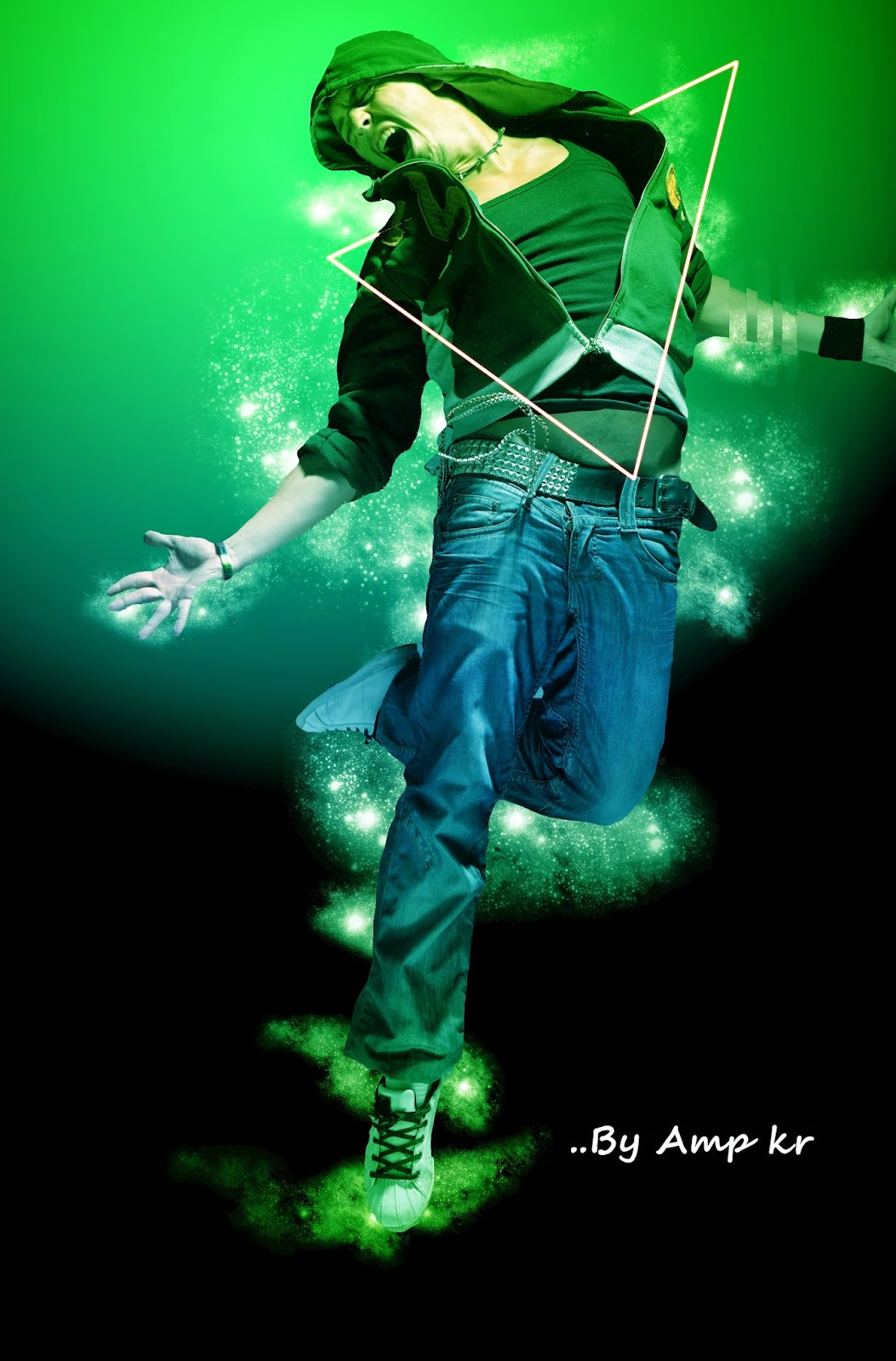 Photoshop light effects hiphop dancer after editing voltagebd Image collections