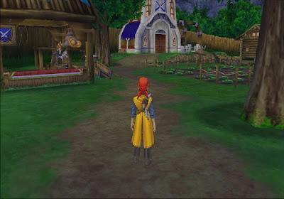 Dragon Quest VIII - El Periplo del Rey Maldito - Alexandria
