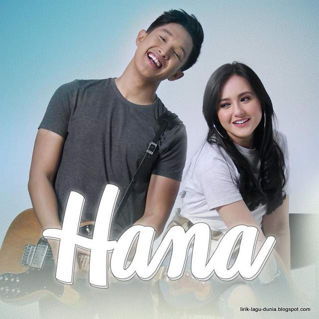Lirik Lagu Aziz Harun - Hana feat. Hannah Delisha