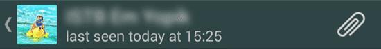 Last Seen di WhatsApp adalah fitur tidak berguna dan mengganggu