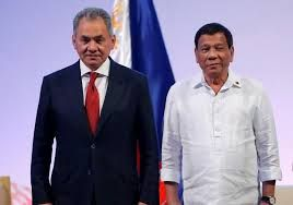 Russia, Philippines sign two military deals