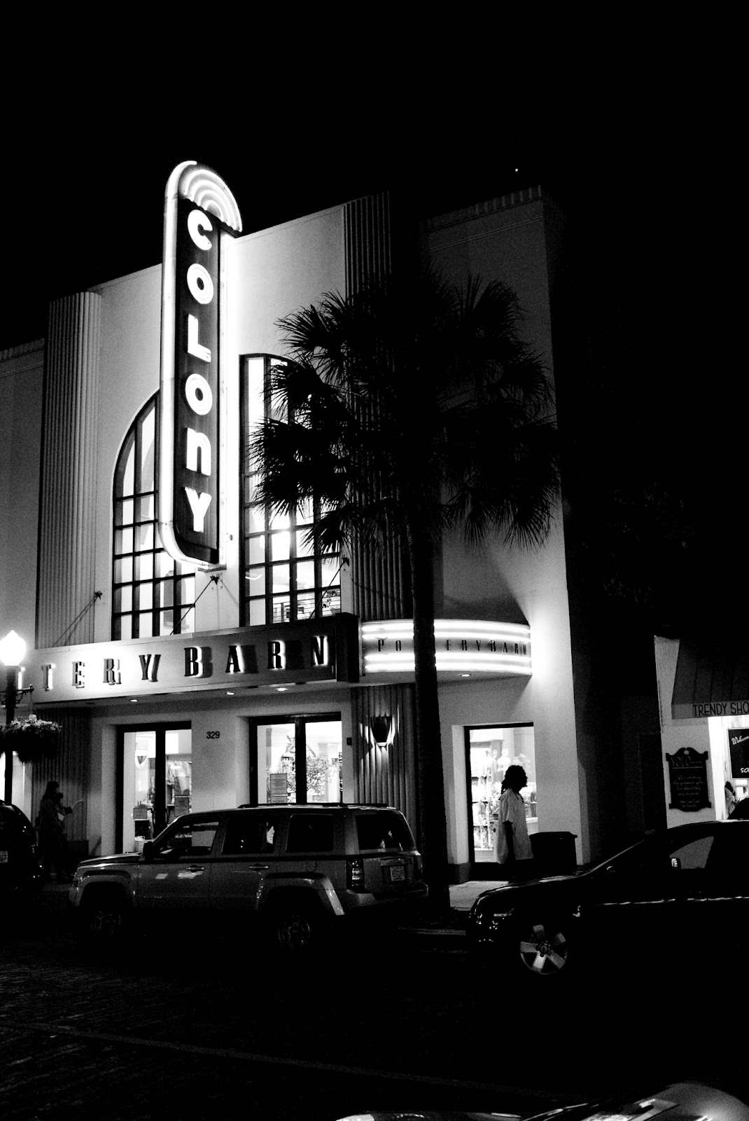 Orlando Street Photography Colony Theater