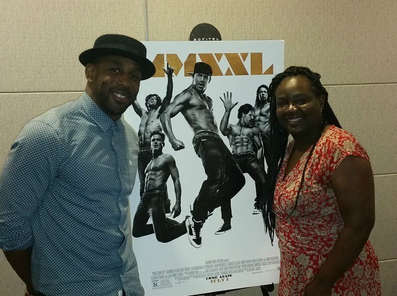 "MAGIC MIKE XXL: Review and Interview with Stephen ""tWitch"" Boss"