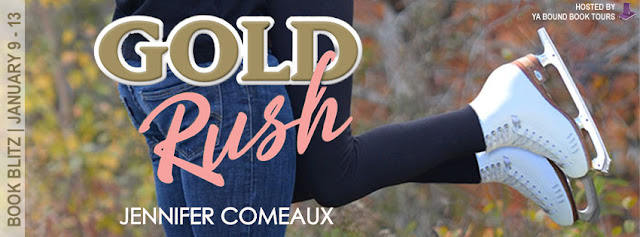 Gold Rush by Jennifer Comeaux a book blitz on Reading List