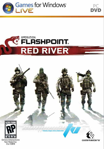 Operation Flashpoint Red River PC Full Español