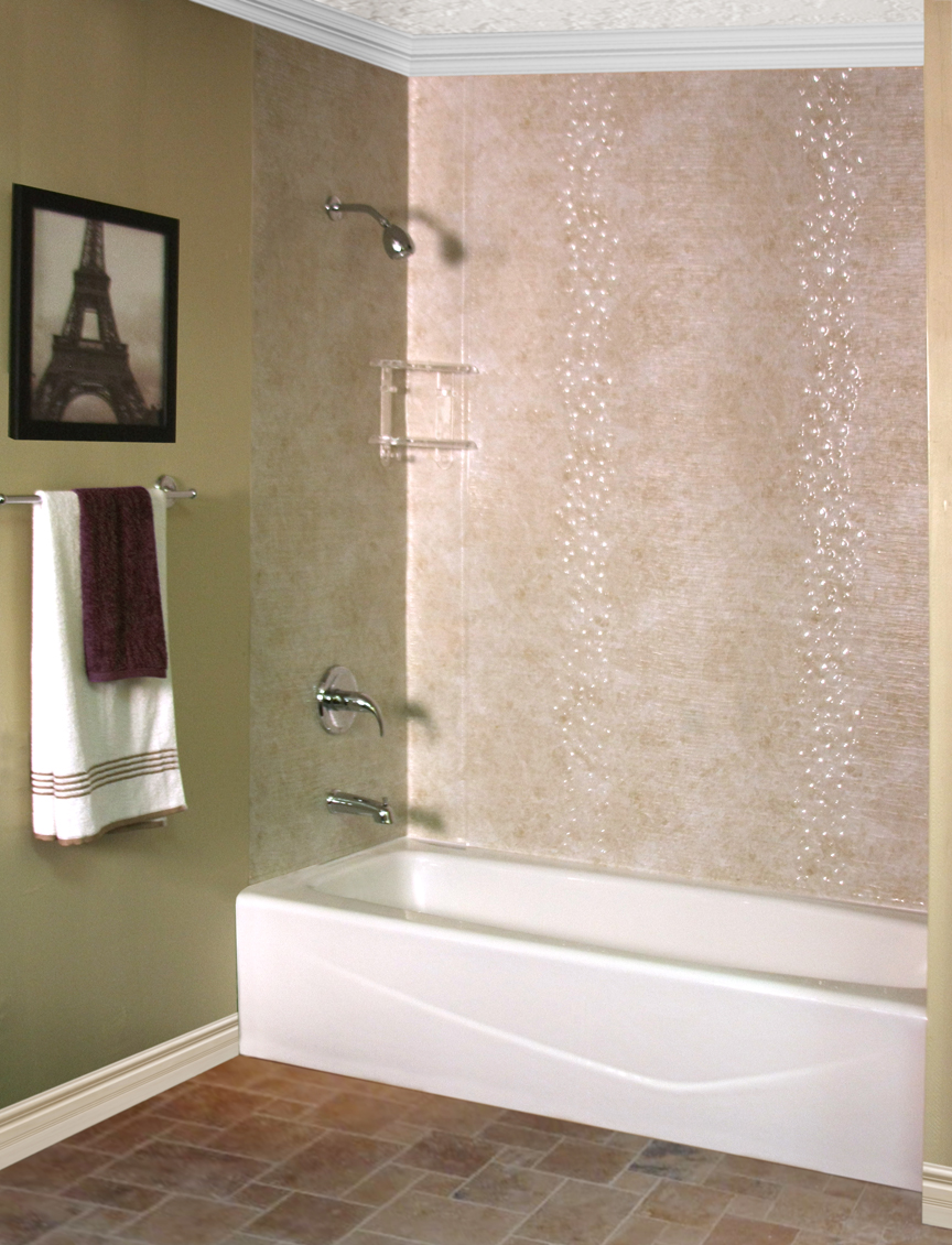 Bathtub And Shower Surround Kits | Sevenstonesinc.com