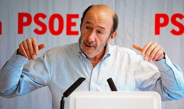 Alfredo Pérez Rubalcaba, fallece por consecuencia de un ictus a los 67 años