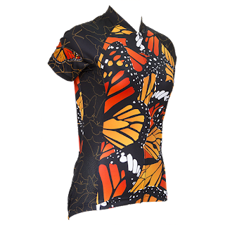 Women's Monarch Short Sleeve Cycling Jersey