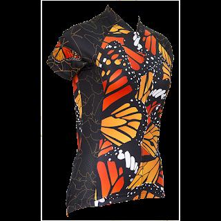 Women's Monarch Short Sleeve Cycling Jersey
