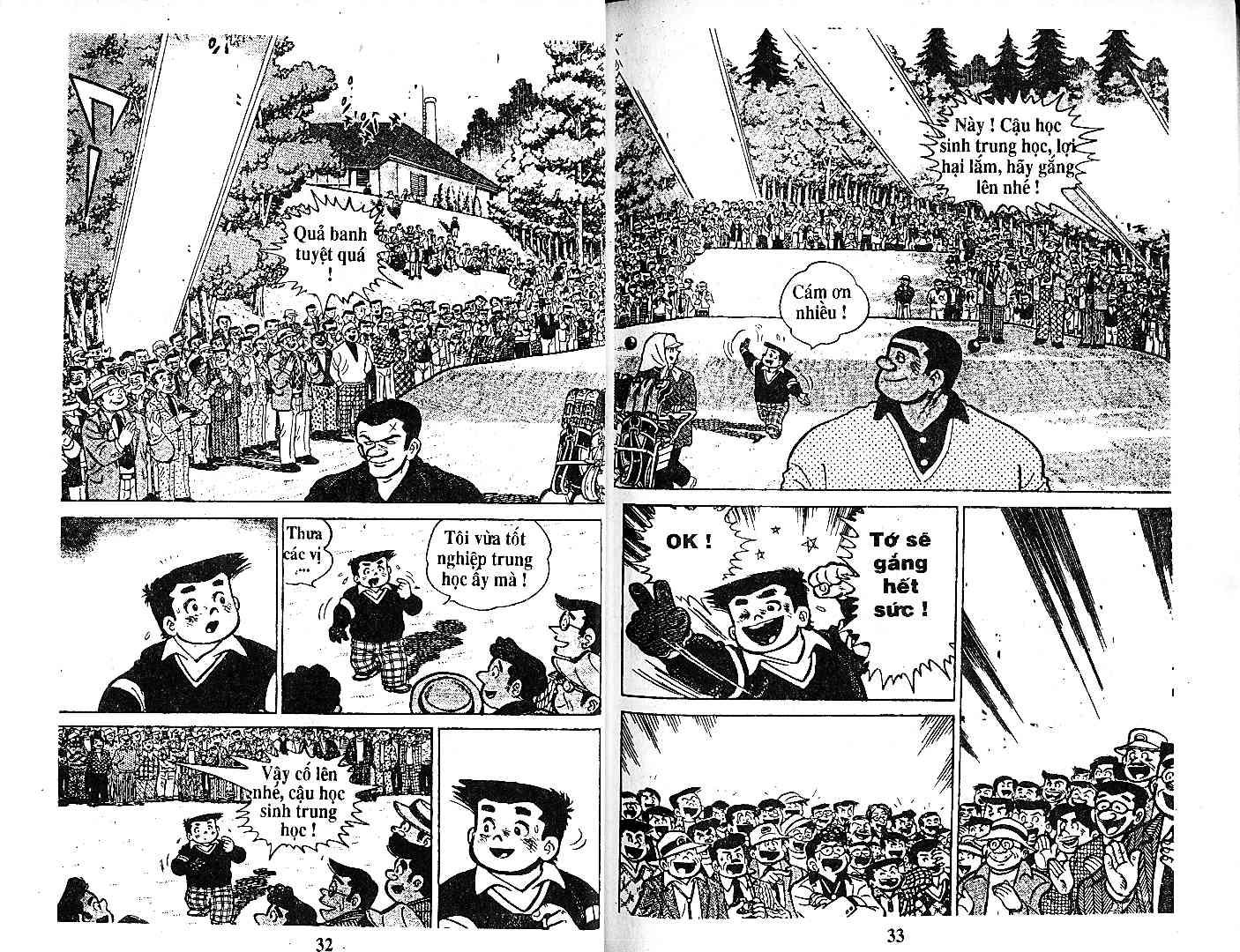 Ashita Tenki ni Naare chapter 28 trang 15