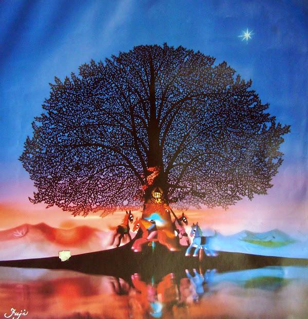 Naturalism - Eighth Sense Native American Art In