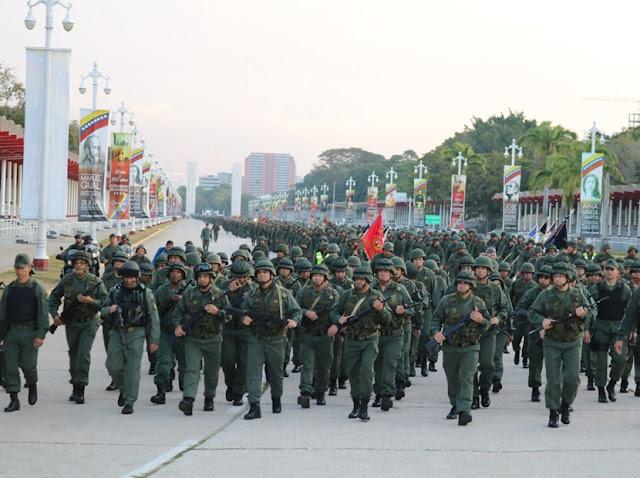 """""""Estado general de sospecha"""": Presión contra Maduro resquebraja unidad de la FANB"""