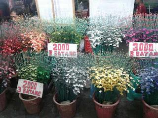 Usaha Bunga Plastik Harga Terjangkau