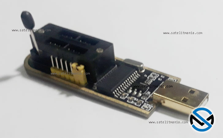 CH341A USB to TTL