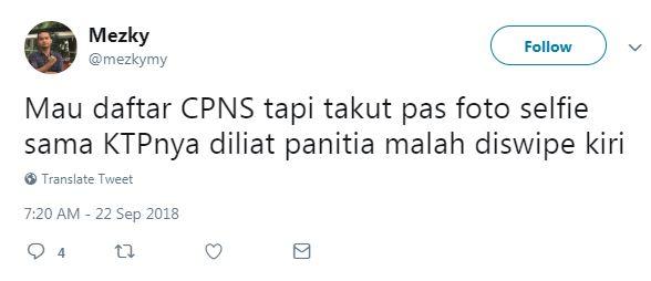 7 Meme 'Pendaftaran CPNS' ala Komentar Warganet Ini Kocak Banget