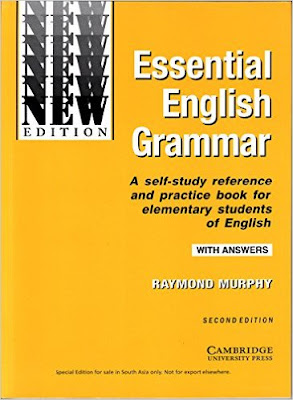 Download Free Essential English Grammar with Answers by Raymond Murphy Book PDF