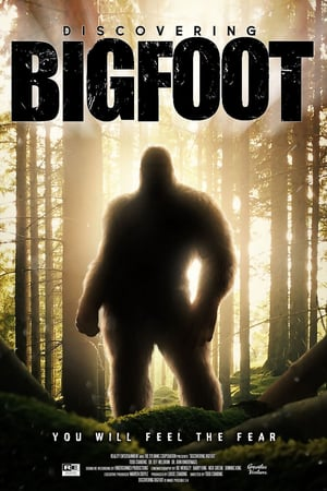 Poster Discovering Bigfoot 2017