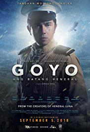 Watch Goyo: The Boy General Online Free 2018 Putlocker