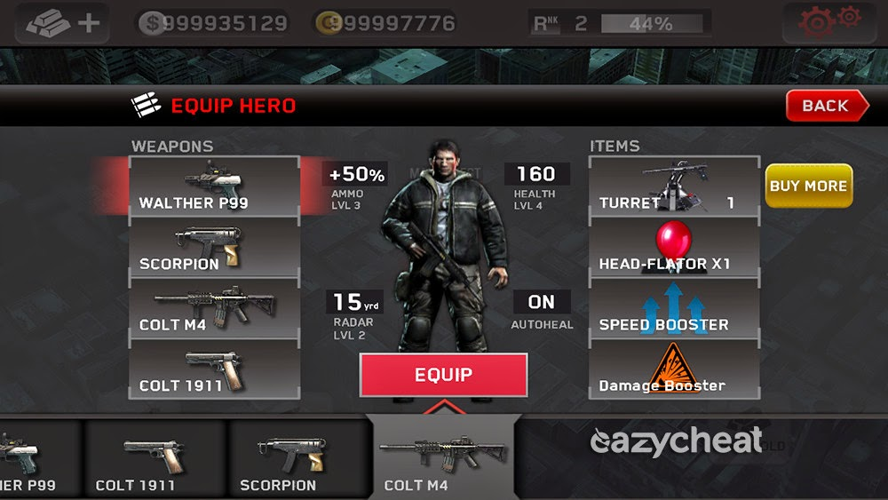 This Cheat Code to hack DEAD TRIGGER 2