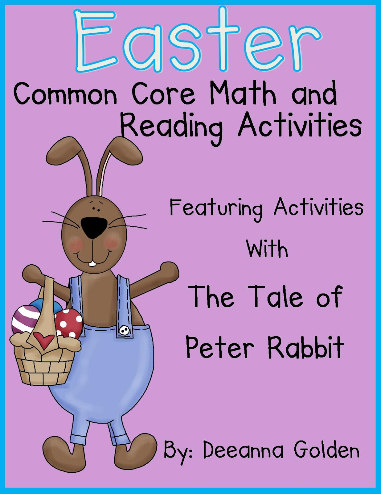 Golden Gang Kindergarten The Tale Of Peter Rabbit