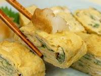 Resep Tamagoyaki Telur Dadar Khas Korea